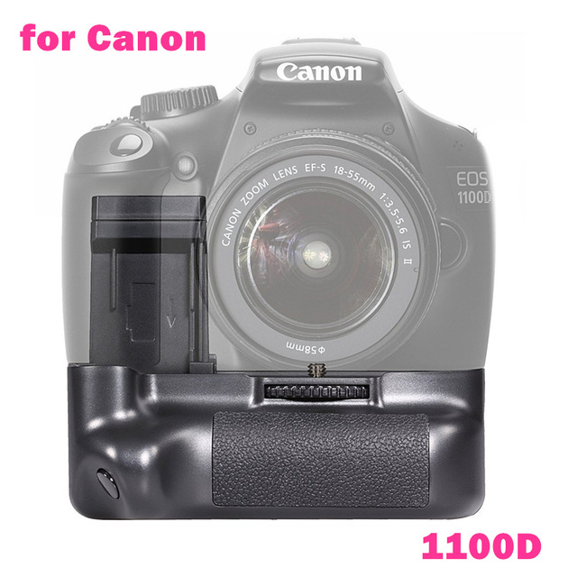 neewer high quality dslr vertical battery grip for canon eos 1100d rh aliexpress com Canon EOS 1100D Philippines Canon EOS 1100D Specs