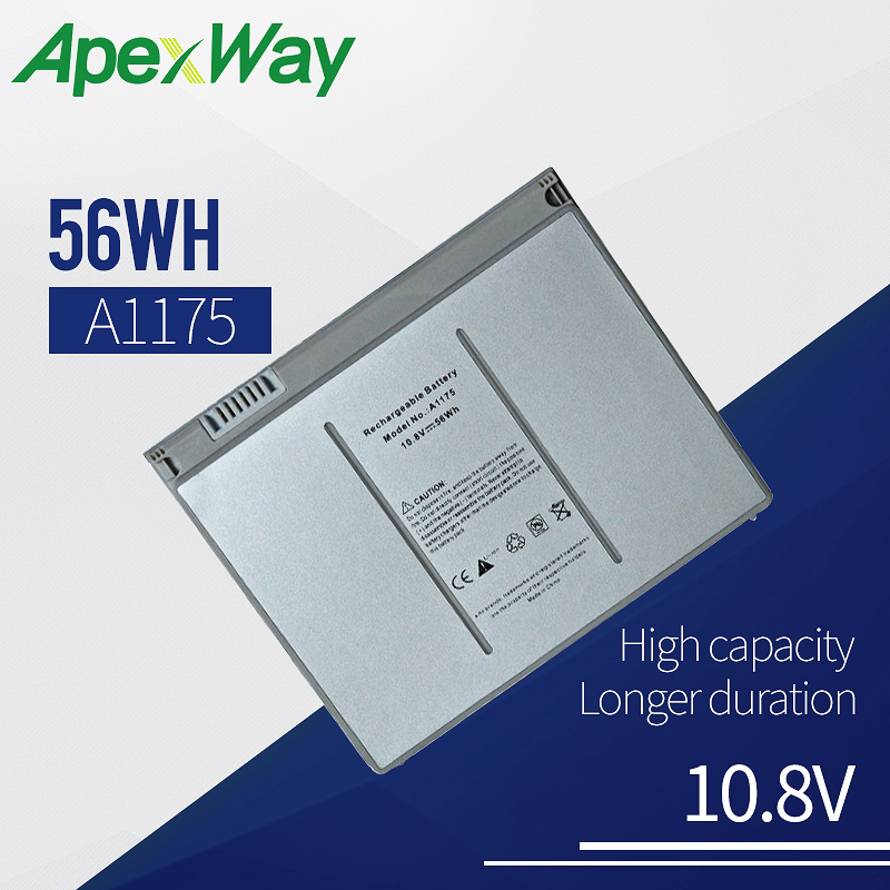 56WH Laptop battery for font b APPLE b font font b MACBOOK b font PRO 15