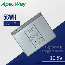 56WH Laptop battery for APPLE MACBOOK PRO 15″ A1150 MA348 MA348*/A MA348G/A MA348J/A A1260 MA463 MA464 MA600 MA601 MA609 MA610