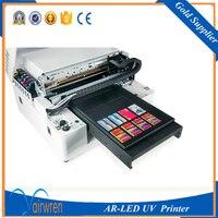 Digital Flatbed Uv Led Printer Ceramic Tile Printing Machine Id Card Printer