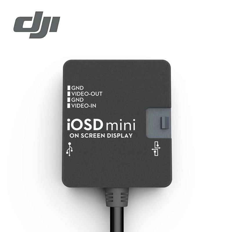 DJI iOSD mini Supports DJI s autopilot systems such as Woo Kong M Naza M Naza