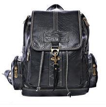 2016 новый прилив шутник женщина рюкзак путешествия рюкзак студентов колледжа книга ветер восстановление древних путей женские сумки