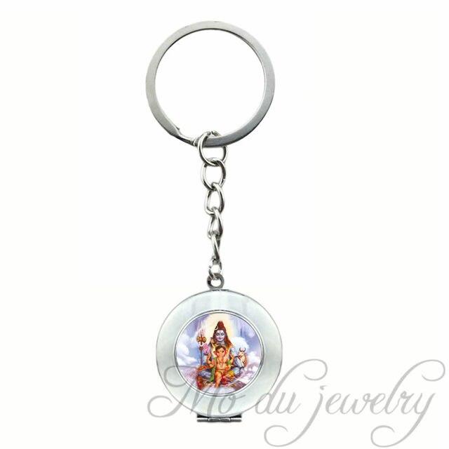Online Shop Sacred Geometry Antahkarana Symbol Locket Pendant Key