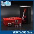 dhl free 100% genuine Kanger subtank nano atomizer sub tank Nano vs subtank mini atlantis nautilus ce5s