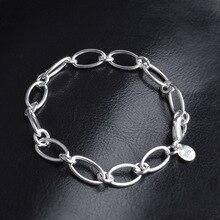 Charms Bracelet Bracelets & Bangles For Women 925 Silver