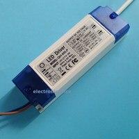 1 шт. 18-30x3W светодиодный драйвер Питание 600mA для 30 шт. 3 Вт высокое Мощность светодиодный новый
