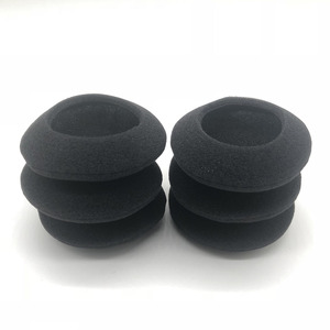 Image 3 - 3 Pairs/8 pairs Replacement Soft Ear Pads Cushion Cover Earpads foam for Logitech PC960 960 Stereo Headset USB Headphones
