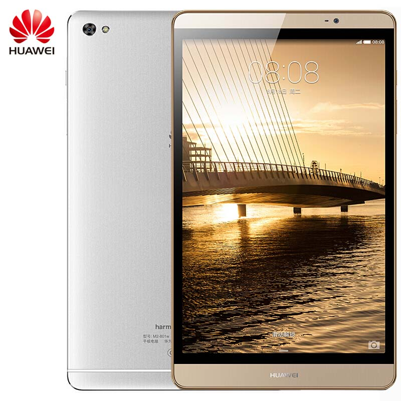 Global ROM Huawei Mediapad M2 8 0 inch LTE Tablet PC Kirin 930 Octa Core 3GB