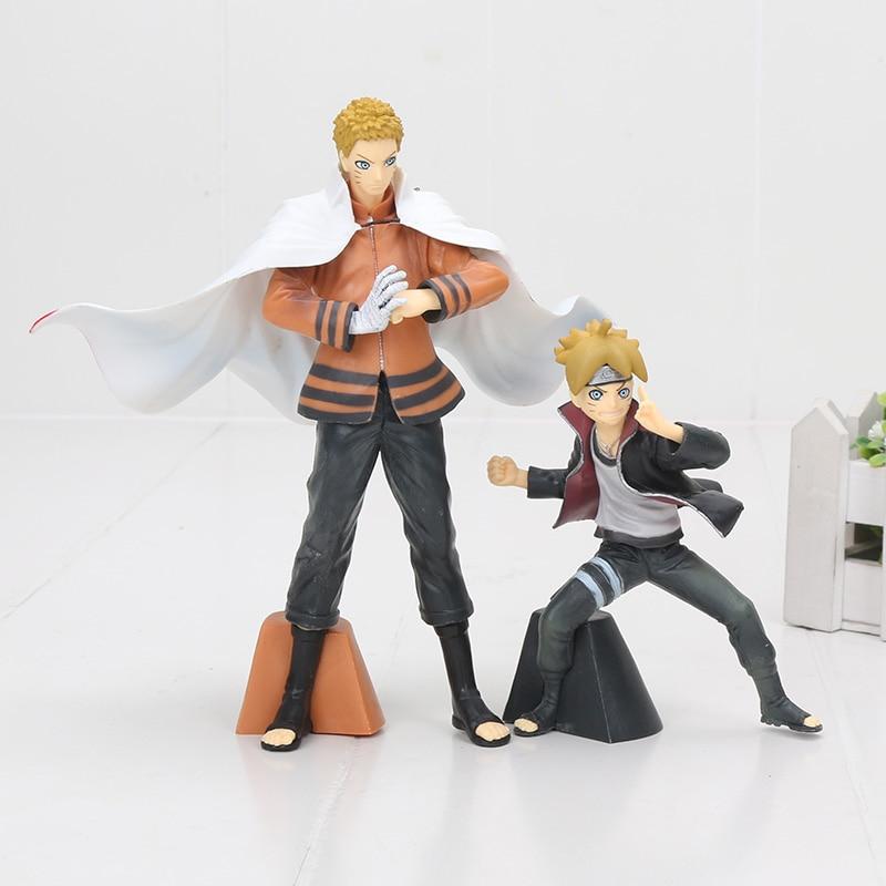 2pc/set anime Naruto figure Ichiban Kuji Boruto Next Generations uzumaki Naruto to Boruto A B Award Boruto Figure Toy Brinquedos
