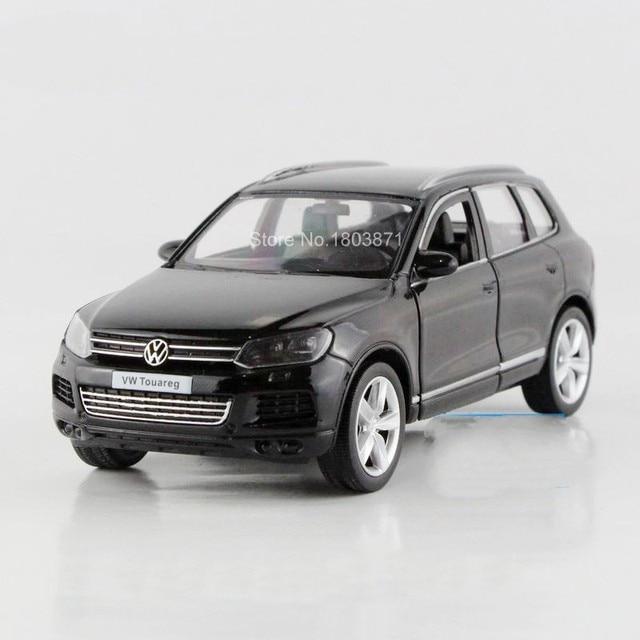 Freeshipping Children UNI-FORTUNE Volkswagen Touareg Model Car 1/36 5inch Diecast Metal Cars Toy Pull Back Kids Gift