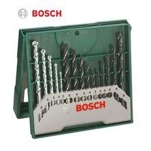 Бренд bosch 15 шт сверлильные сверла для кирпичной кладки набор