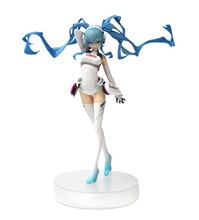 18cm Anime Hatsune Miku  PVC Figure Collectible Model Toy -16