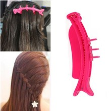 1pcs Women Girls DIY Hair Braiding Tool Centipede Braider Ro