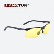 JIANGTUN High Quality Polarized Sunglasses Driving Night Vision Goggle Sun Glasses Oculos Masculino