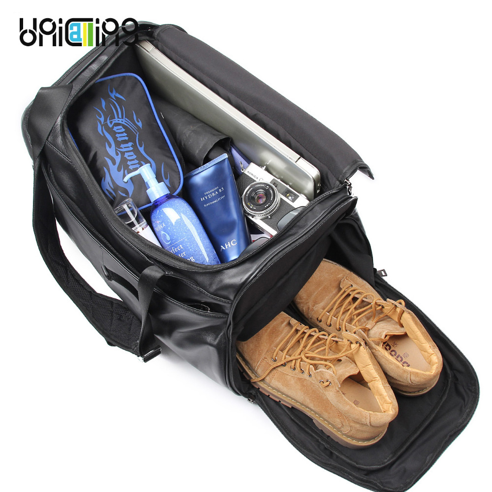 New 2019 Canvas Waterproof Trendy Photography Bag Outdoor Wear resistant Large Backpack Men for Nikon/Canon/ Sony/Fujifilm - 6
