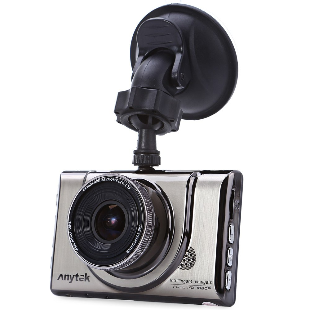 Anytek A100 Full HD Car DVR Driving Recorder Dash Camcorder Vehicle Camera 170 Degree Wide Angle Enjoy Your Driving