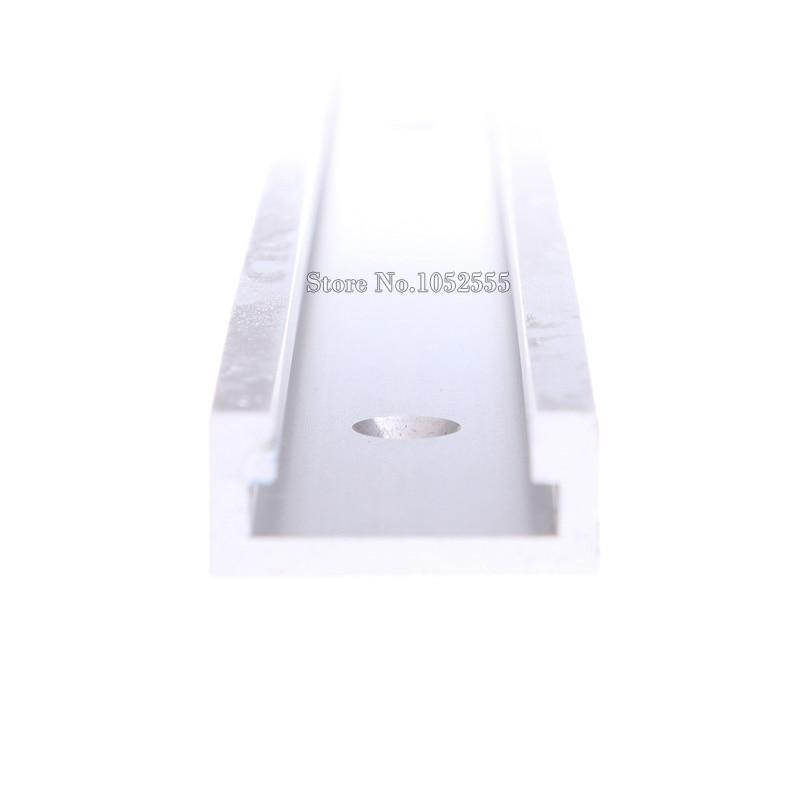 DHL Darmowa Wysyłka 50 SZTUK / PARTIA rowki teowe T-slot Miter Track - Zestawy narzędzi - Zdjęcie 3