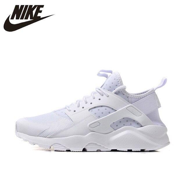 NIKE Air Huarache 2017 оригинальные аутентичные амортизацию для мужчин's бег обувь; кроссовки для спорта открытый обувь дышащая легкая атлетика