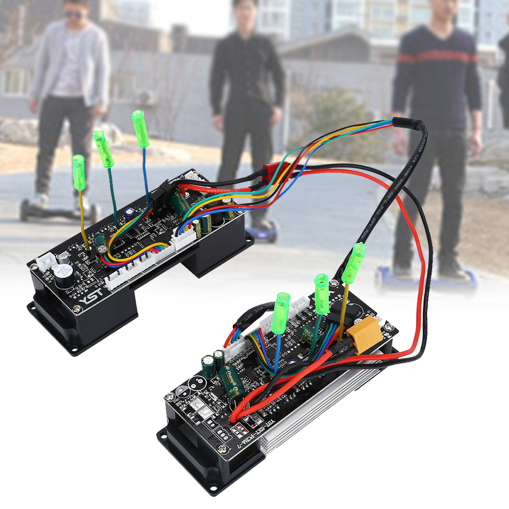 Motherboard Professional Copper Repair Kit Practical Bluetooth Circuit Board Remote Receiver Durable Stable For Balance Scooter