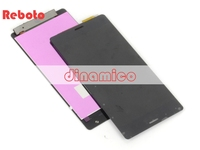 Reboto 20pcs L55 D6603 Lcd With Touch Screen Digitizer Replacement For SONY Xperia Z3 LCD Display