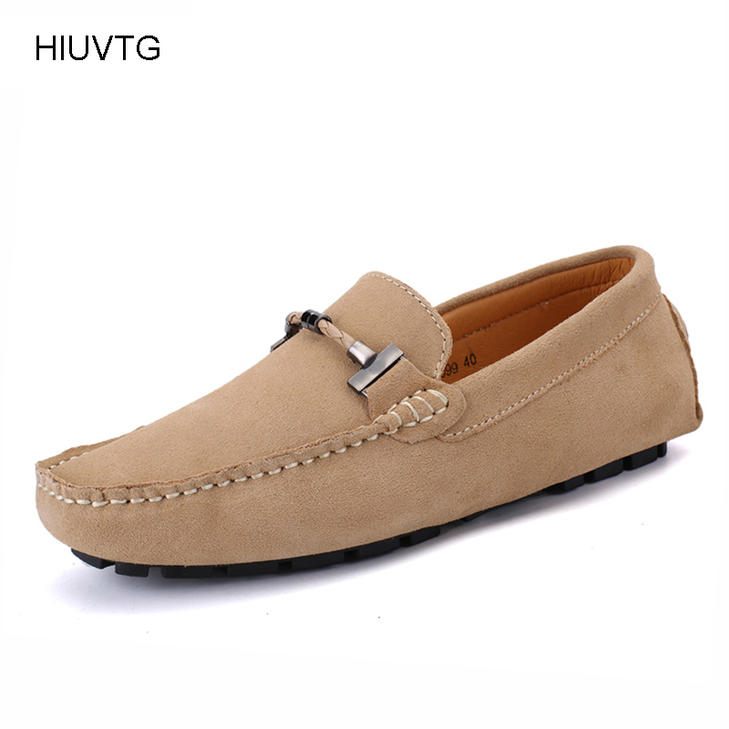Aliexpress.com : Buy New Style Soft Moccasins Men Loafers