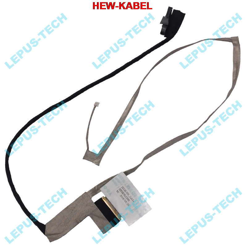 US LCD LED LVDS VIDEO SCREEN CABLE FOR Toshiba C70 C70-D C70-A C75 C75-D C75-A