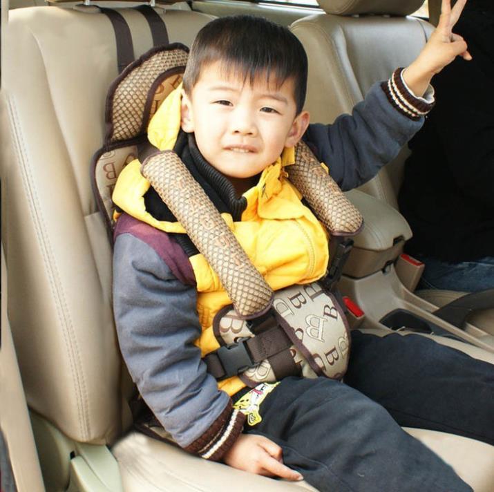 Bebek/Çocuk/Bebek/Çocuk Araç Emniyet Koltuk Minderi Oto Portatif Bebek Taşıyıcı Koşum Tarzı Koşumları Araba Koltuğu