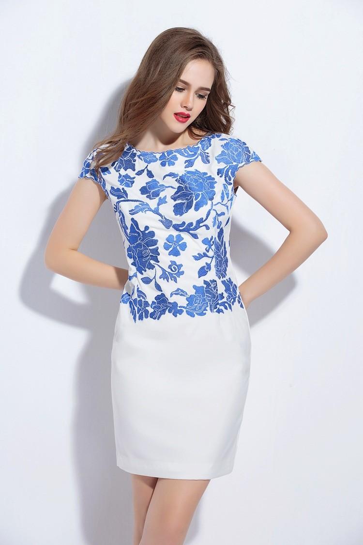4f0cfe43933 lady sexy Cute dress A Line Spring 2019 new Luxury Designer Cascading  Ruffle Mesh Women Patchwork knitting Party Dress dressesUSD 59.98 piece