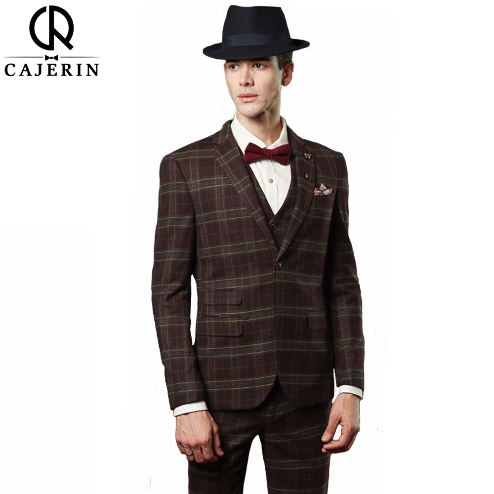 Cajerin Polyester Men Clothings