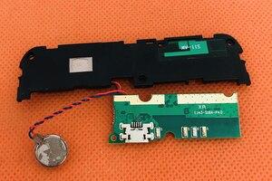 Image 1 - Б/у оригинальная зарядная плата с USB разъемом + Громкий динамик для OUKITEL U11 Plus MTK6750T Восьмиядерный 5,7 FHD Бесплатная доставка