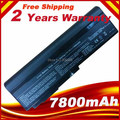 9 células 7800 mah bateria para asus a32-m50 a33-m50 a32-x64 n43j N53 N53J N53JF N53JG N53JL N53JN G50 G50V G50VT G51J G60