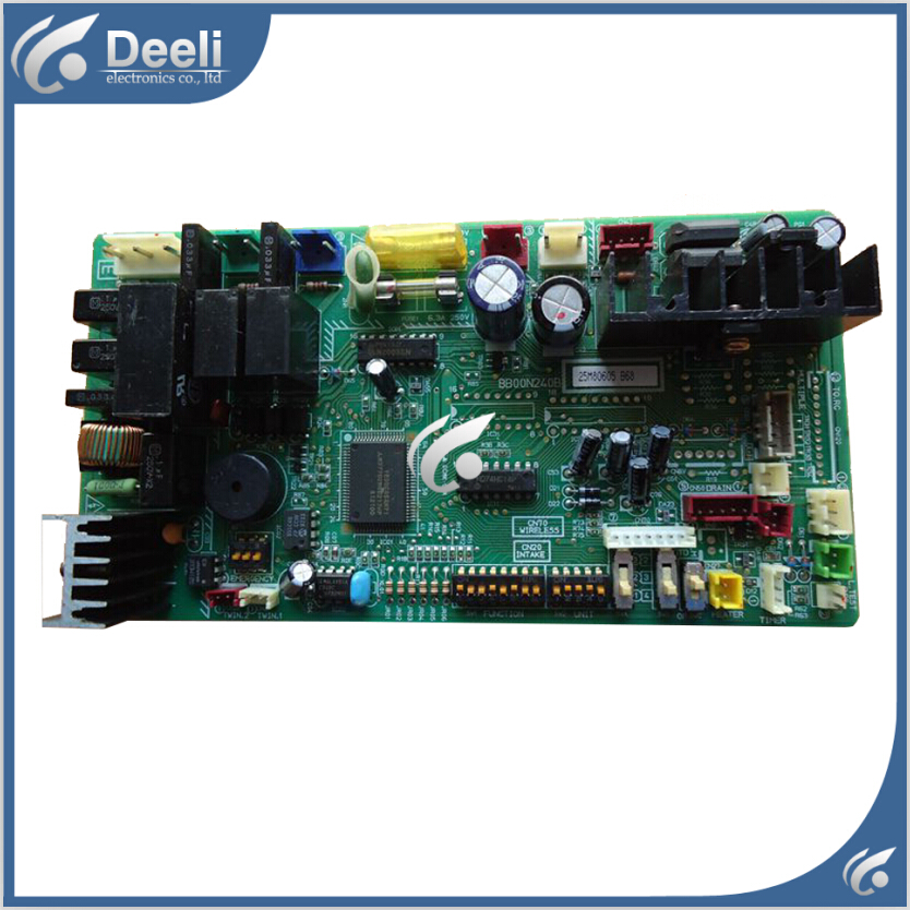 ФОТО 95% new good working for Mitsubishi commercial Air conditioning computer board BB00N240B circuit board