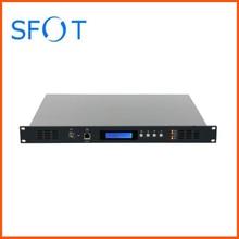 8 ports EYDFA, 1U high power EDFA, 22dBm, without WDM, and 3pcs JFCOM-OR19