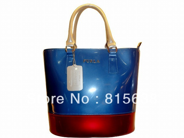 2012 new designer handbag shoulder bag tote bag women handbags wholesale bag-8051 patent leather