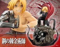 Anime Fullmetal Alchemist Edward Elric Japanese figure action collectible model toys 22cm