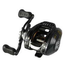 high speed gear ratio Baitcasting Reel 12+1 BB Casting Reel Centrifugal and Magnetic Brake System Bass Fishing Carp Fishing