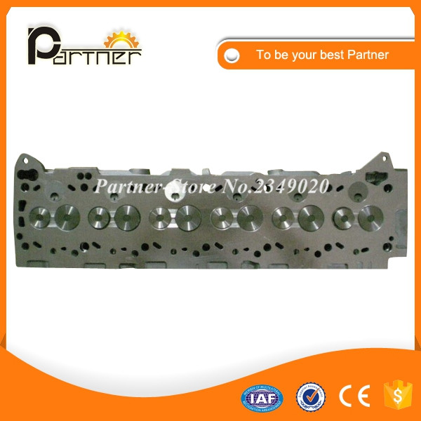 US $578 0 |RD28 RD28 TI RD28TI Engine Cylinder Head assy for NISSAN Patrol  TD6 2826cc 2 8TD SOHC 12V 11040 34J04 11040 VB301 11040 G9825-in Cylinder