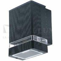 7W LED COB Exterior Wall Sconces Light Basement Garden Door Waterproof Lamp Fixture Black Finish|Floodlights| |  -