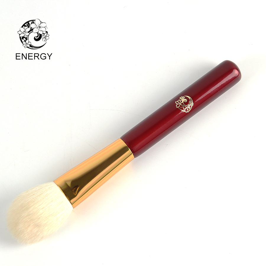 ENERGY Brand Professional Goat Hair Blush Brush Makeup Brushes Make Up Brush Pinceaux Maquillage Brochas Maquillaje Pincel L206 energy brand blush powder brush makeup brushes make up brush brochas maquillaje pinceaux maquillage pincel maquiagem s115sp