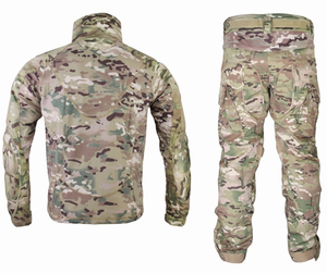 Image 2 - Discount 2019 NEW  riot camouflage suits ( Multicam)free shipping Is the lowest price