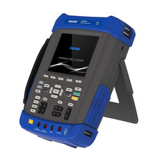 Hantek dso8202e 2 Channels 200Mhz Digital Oscilloscope 1GS/s Sample Rate 2M Memory Depth Portable Handheld Osciloscopio