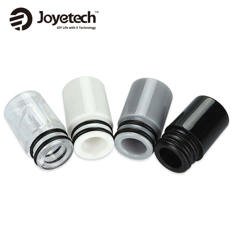 Original Joyetech eGO AIO Spiral Mouthpiece Replacement High Heat-resistant Mouth Drips for ego AIO Ecig Starter Kit 5Pcs/Pack