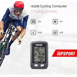 Image 4 - IGPSPORT iGS20E GPS ciclismo intelligente impermeabile IPX6 MTB Road Bike Computer Sport tachimetro contachilometri per ciclista