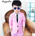 High-quatity classic formal dress kids blazers jackets boys wedding suit children outerwear clothing