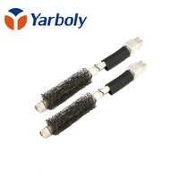 Pistola de aire caliente electrónica ajustable LCD, accesorio de calefacción para 8018LCD, 220V-240V, 450W, 450 grados, 2 unidades por lote