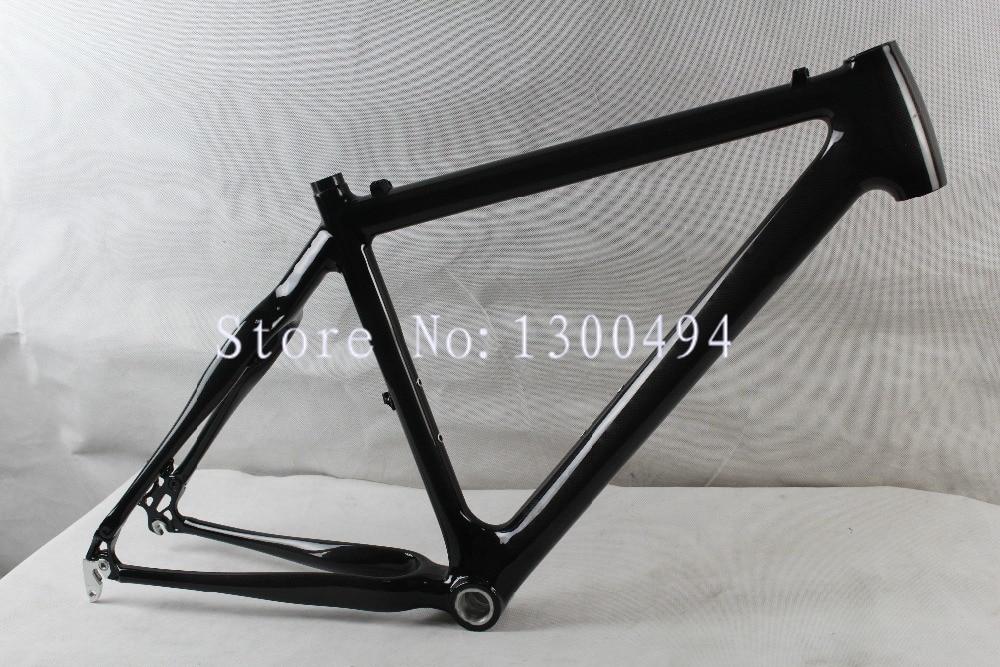 ᗛTür Radfahren MTB bike zubehör Carbon Rahmen für KQ-MTB102 26 zoll ...