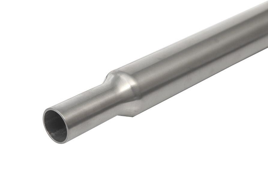 Ultra light Titanium/Ti Seatpost fit Brompton bike-31.8mm-235g to 280g-Flared