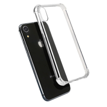 Shock Proof Soft Silicone Phone Case For iPhoneXR iPhonexsmax iphone7 8plus Flexible TPU Bumper