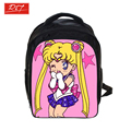 Anime Pretty Soldier Sailor Moon Backpack For Girls Students Daily Backpacks School Bags Kids Backpack Cartoon Bag Best Gift Bag