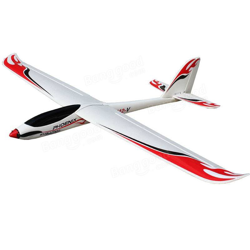 Volantex 742-5 Evolution 1600mm 2600mm 2 in 1 RC Glider Airplane PNP